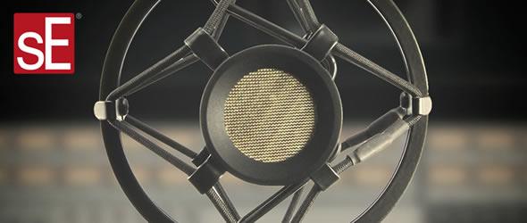 SE ELECTRONICS sE5 スモールダイアフラムコンデンサーマイク