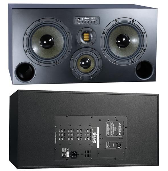 ADAM AUDIO アダムオーディオ S4X-V スタジオモニター アクティブモニタースピーカー レコーディング DAW DTM 音響機器 舞台照明