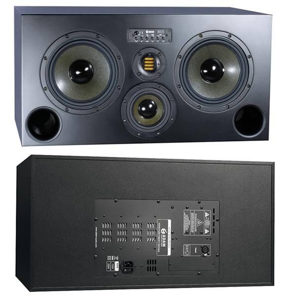 ADAM AUDIO �����४���ǥ��� S4X-V ����������˥��� �����ƥ��֥�˥������ԡ����� �쥳���ǥ���DAW DTM �������� �������