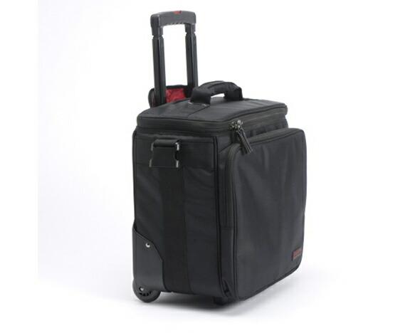 MAGMA DIGI-TROLLEY-II Black/Red DJバッグ CDケース CDバッグ MAGMA マグマ 販売 価格