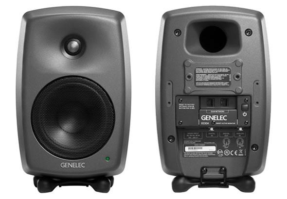 GENELEC スタジオモニター 8330A スピーカー
