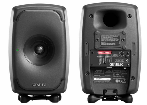 GENELEC スタジオモニタースピーカー 8331AP 8331AW 8331AM SAM 販売 価格