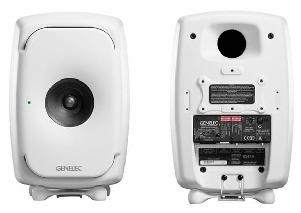 GENELEC スタジオモニタースピーカー 8341AP 8341AM 8341AW SAM 販売 価格