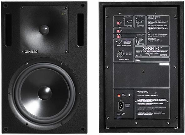 GENELEC 1032B モニター スピーカー 販売