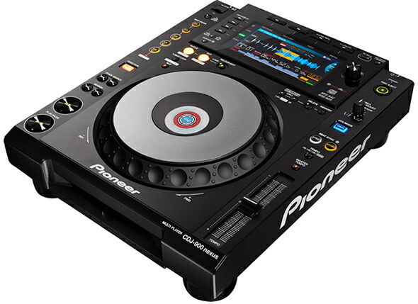 pioneer パイオニア ターンテーブル CDJ DJ CDJ-900NXS 販売 価格
