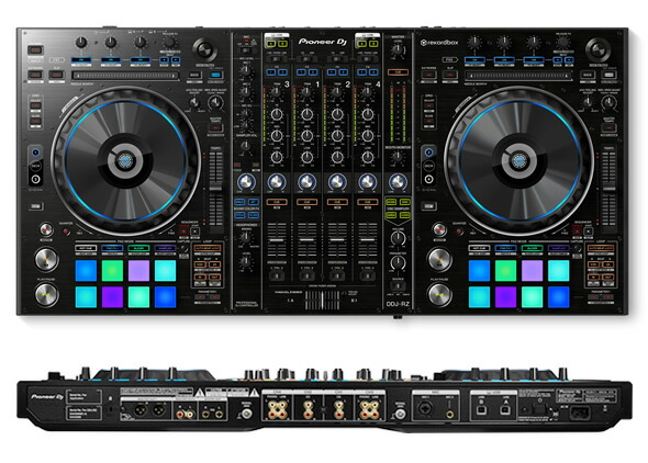 pioneer パイオニア DDJ-RZ REKORDBOX DJ 販売 価格 DJコントローラー