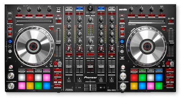 pioneer パイオニア DDJ-SX REKORDBOX DJ 販売 価格 DJコントローラー