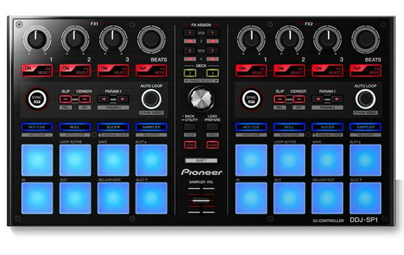 pioneer パイオニア DDJ-SP1 SERATO DJ INTRO DJ 販売 価格 DJコントローラー