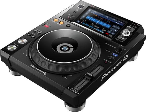 pioneer パイオニア XDJ-1000MK2  マルチプレーヤー CDJ DJ  販売 価格