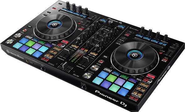pioneer パイオニア DDJ-RR  REKORDBOX DJ REKORDBOX VIDEO DJ 販売 価格 DJコントローラー