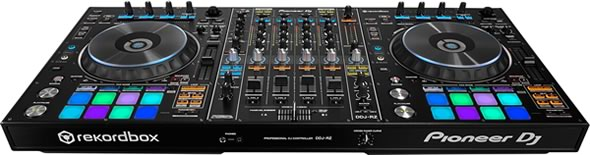 pioneer パイオニア DDJ-RZ  REKORDBOX DJ REKORDBOX VIDEO DJ 販売 価格 DJコントローラー