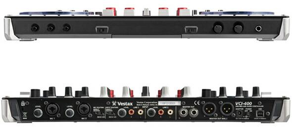 VESTAX VCI-400 DJ 価格 販売 特価