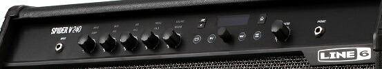 LINE6 Spider V240 ギターアンプ 価格