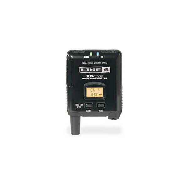ボディパック型トランスミッター ボディパック LINE6 XD-V ワイヤレス デジタル