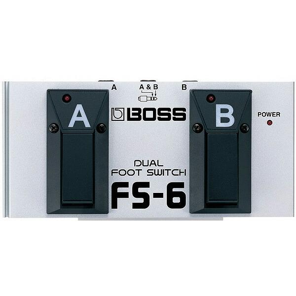 Boss(ボス) / FS-6 - フットペダル -