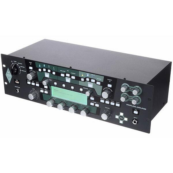 KEMPER(ケンパー) / PROFILER POWER RACK - ギターアンプ ラック式 パワーアンプ内蔵型 - 【フレンズ厳選Rig音源USB&Belden高品質アンプケーブルプレゼント!】