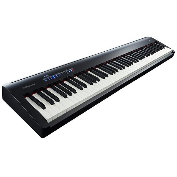 Roland(ローランド) / FP-30-BK - Bluetooth対応 ポータブル・ピアノ - 【88鍵盤】