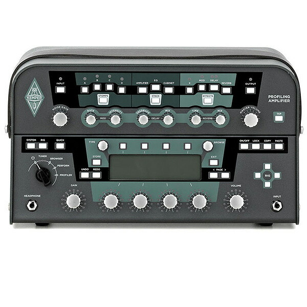KEMPER PROFILING AMP Black