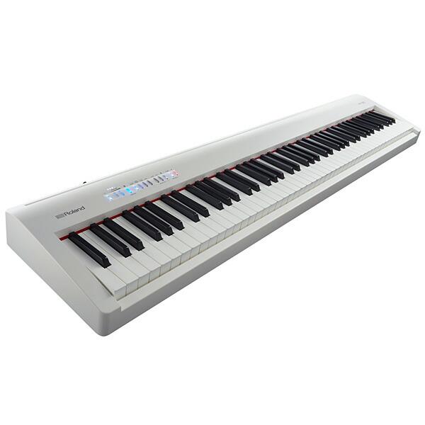 Roland(ローランド) / FP-30-WH - Bluetooth対応 ポータブル・ピアノ - 【88鍵盤】
