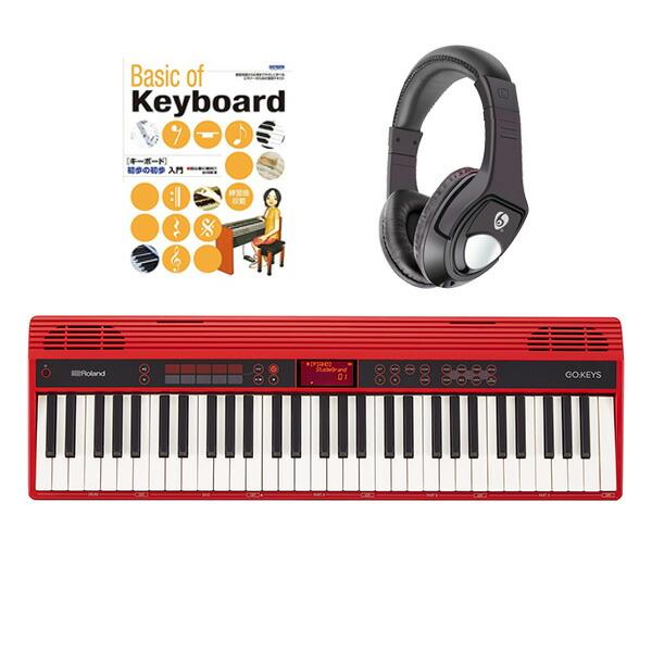 Roland(ローランド) / GO:KEYS (GO-61K) - エントリーキーボード -【5月1日発売予定】