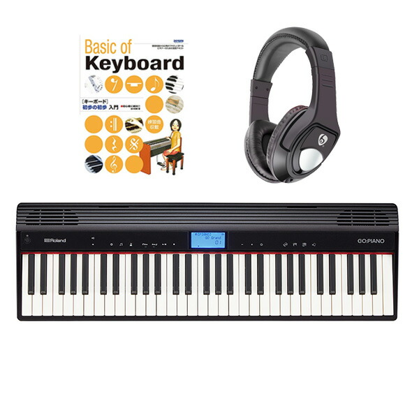 Roland(ローランド) / GO:PIANO (GO-61P) - エントリーキーボード -【5月1日発売予定】
