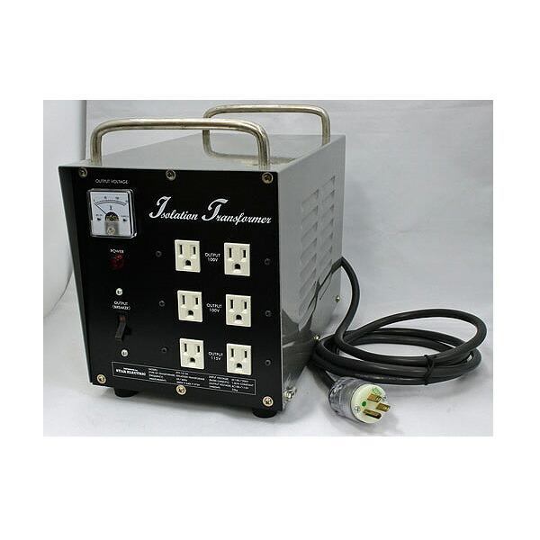 アイソレーション電源トランス1500W・100V専用仕様