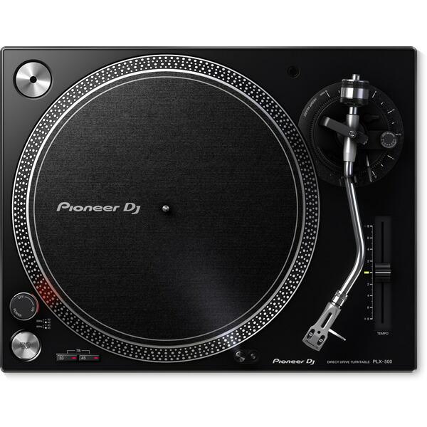Pioneer(パイオニア) / PLX-500-K  - ダイレクトターンテーブル -