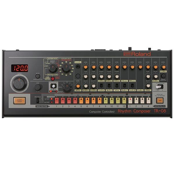 Rhythm composer TR-08