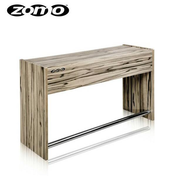 Deck Stand Ibiza 150 Zebrano