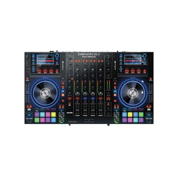 Denon(デノン) /  MCX8000-PCDJコントローラー- 【Serato DJ付属】