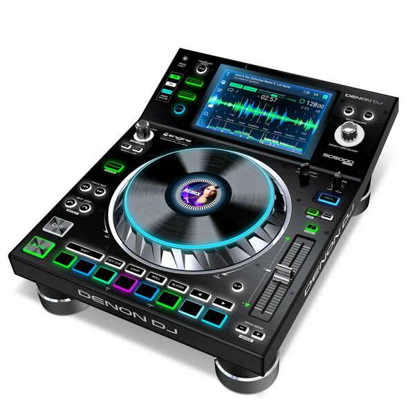 Denon(デノン) / SC5000 Prime - HDマルチタッチディスプレイ搭載DJメディアプレイヤー -
