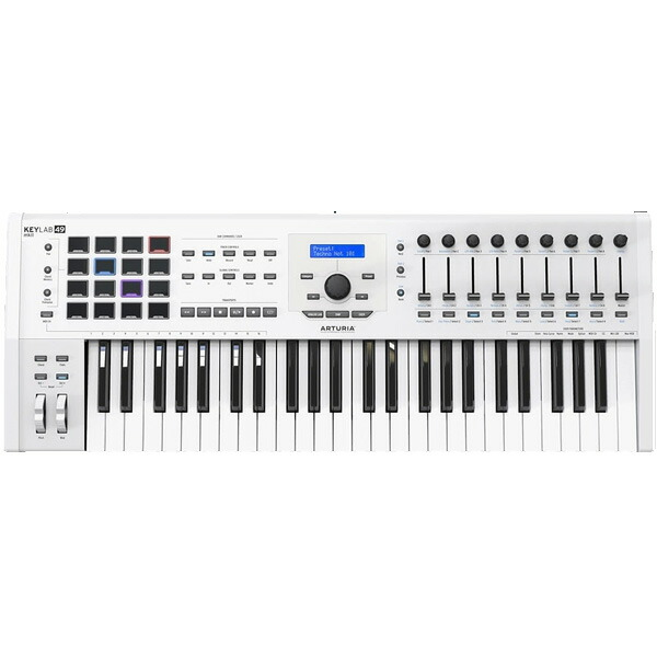 KEYLAB 49 MK 2  (White)