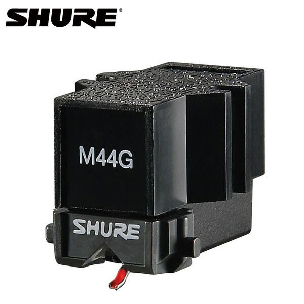 Shure(シュアー) / M44G [正規輸入品] - カートリッジ -