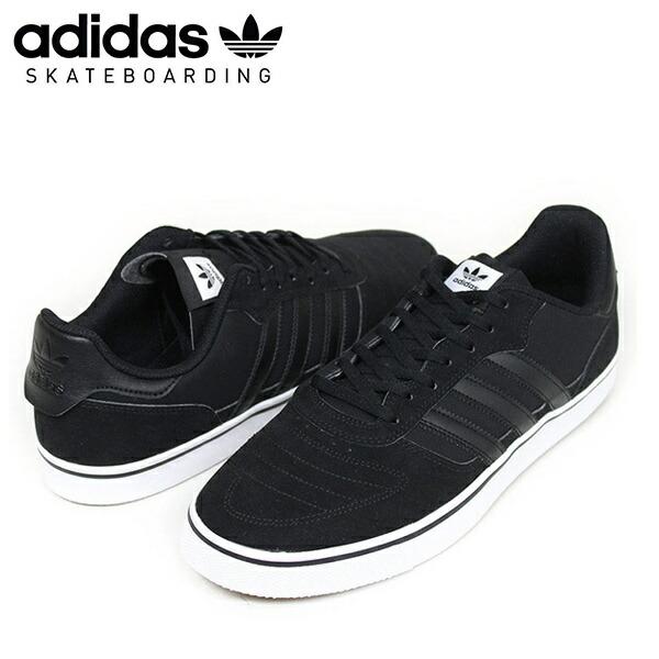 adidas ブラック スニーカー
