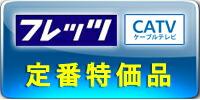 フレッツ(FLET'S)・CATV関連定番商品!!お値打ち価格♪