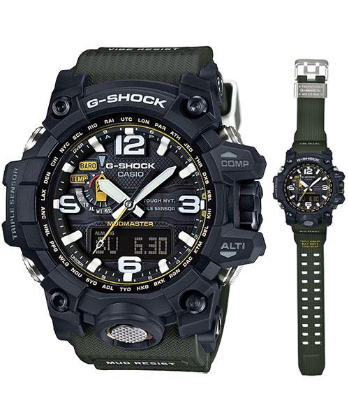 factory price 848c2 cf5da カシオ Gショック マッドマスター GWG-1000-1A3JF CASIO G-SHOCK MUDMASTER ソーラー電波時計 メンズ 男性用  腕時計 国内正規品 取り寄せ品