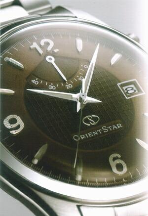 オリエントスター オリエントの機械式腕時計