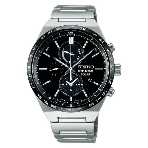 best cheap 06867 09a05 名入れ 腕時計 刻印10文字付 SEIKO SPIRIT 男性用 SBPJ025 セイコー クロノグラフ ソーラー メンズ 取り寄せ品