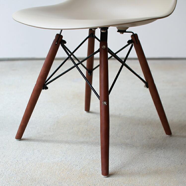 ダイニングチェアイームズシェルチェア DSW eames 木脚 リプロダクト 北欧 活 イス 椅子 リビング