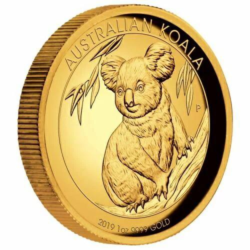 コアラ金貨