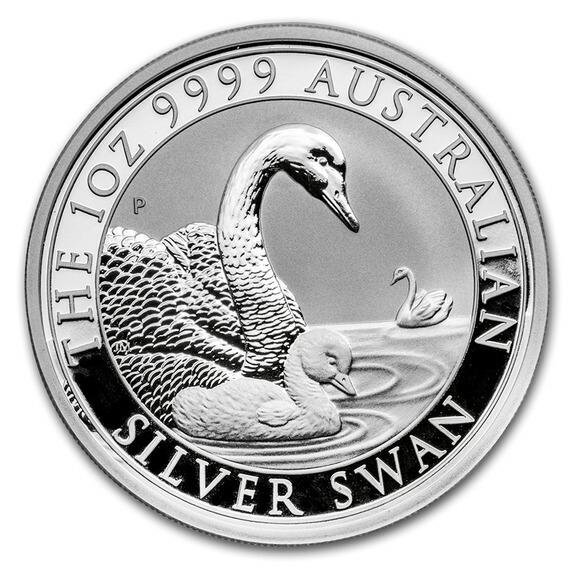 オーストラリア スワンコイン