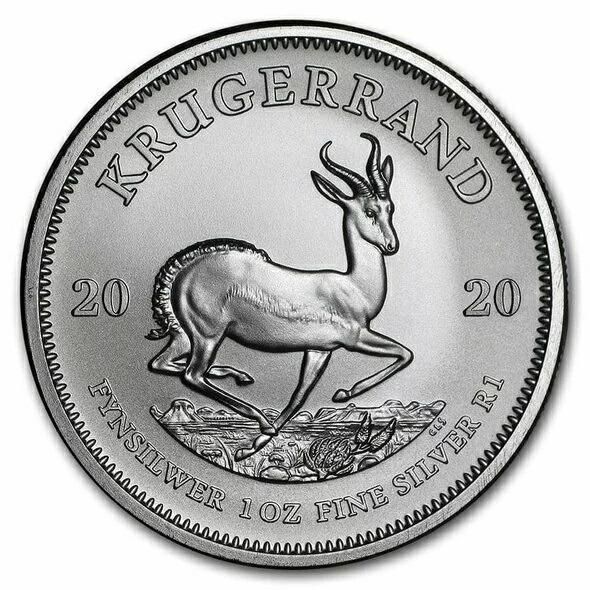 クルーガー銀貨