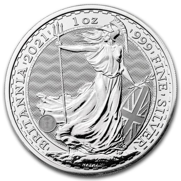 ブリタニア銀貨