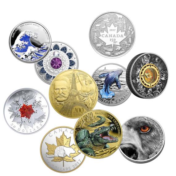 その他収集型コイン