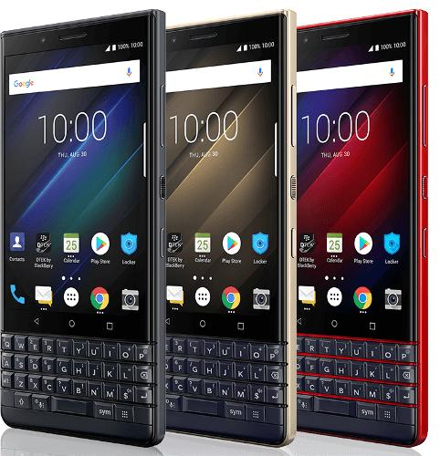 BlackBerry KEY2 LEの購入、販売