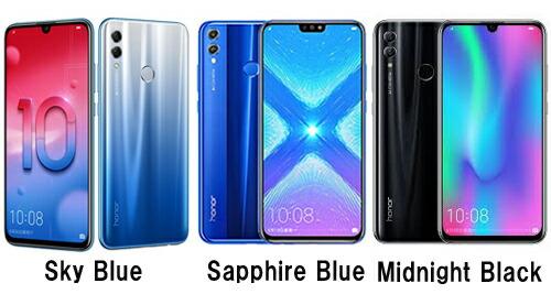 Huawei Honor 10 Lite 販売