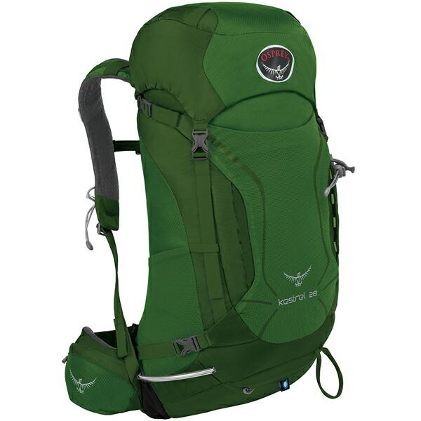 ジャングルグリーン/ (オスプレー) トレッキング30 S/ OS50152グリーン ケストレル M リュック バッグ 28/ OSPREY トレッキングパック バックパック アウトドアギア