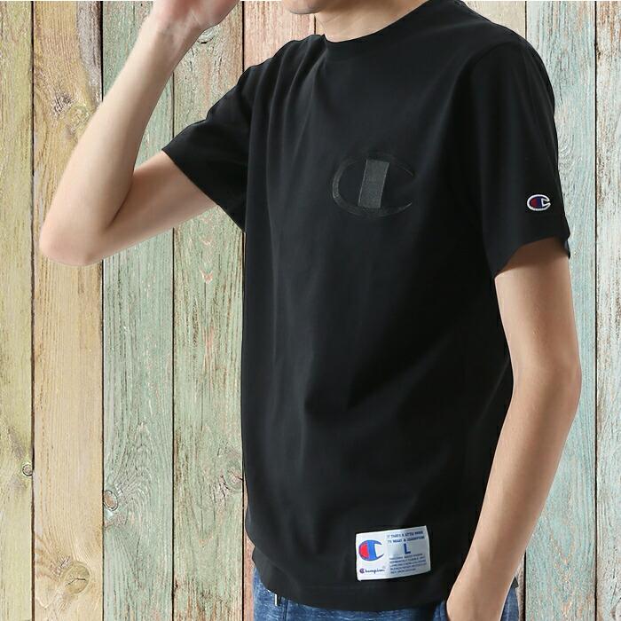チャンピオン Tシャツ c3-ms358_02