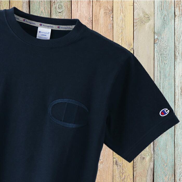 チャンピオン Tシャツ c3-ms358_04