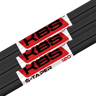 KBS $-TAPER BLACK PVD